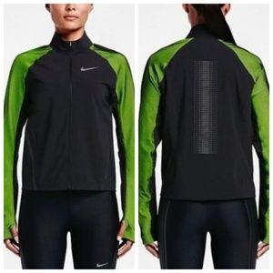 Nike Running Jacket Flex Twill Stadium Volt XS S L